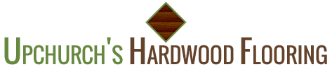 Upchurch's Hardwood Flooring, Logo